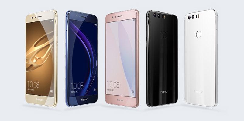 Huawei lanzará su Honor 8 en Estados Unidos