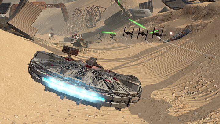 Lego Star Wars y las novedades