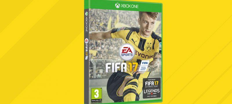 Marcos Reus FIFA 17