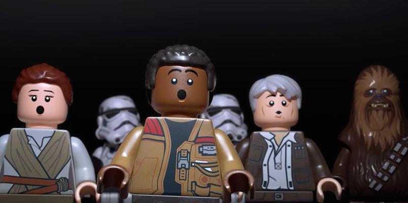 Tres novedades de LEGO Star Wars: The Force Awakens