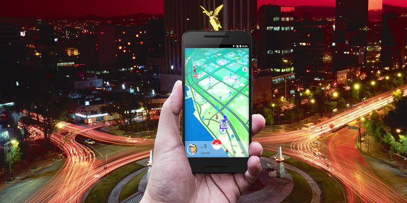 Pokemon Go ya en México