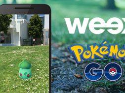 Pokemon Go weex