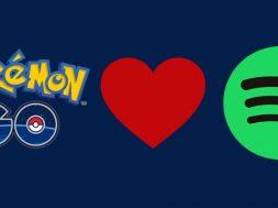 Pokemon Go en Spotify