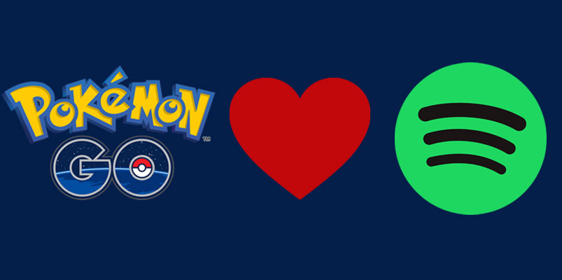La música de Pokémon Go de lo más escuchado en Spotify