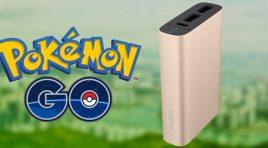 MIXIT↑ Power RockStar 6600 para jugar con Pokémon GO
