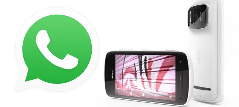 Symbian WhatsApp soporte
