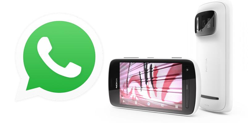 Symbian también se queda sin soporte para WhatsApp