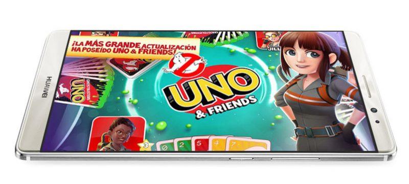 UNO & Friends Cazafantasmas