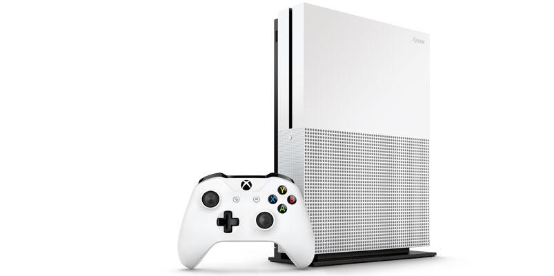 El nuevo Xbox One S con 4K llegará el 2 de agosto