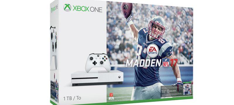 Xbox-One S NFL 17