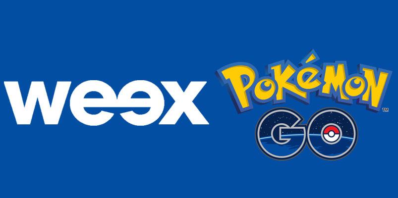 weex pokemon go gratis