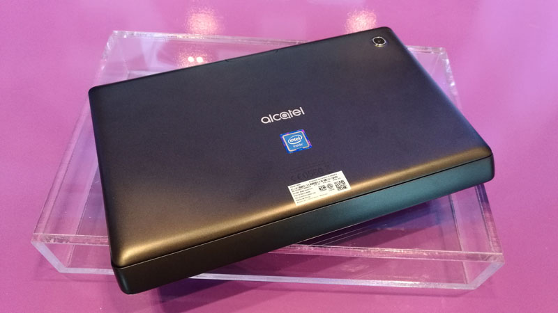 Alcatel PLUS 2en1 Mexico tablet