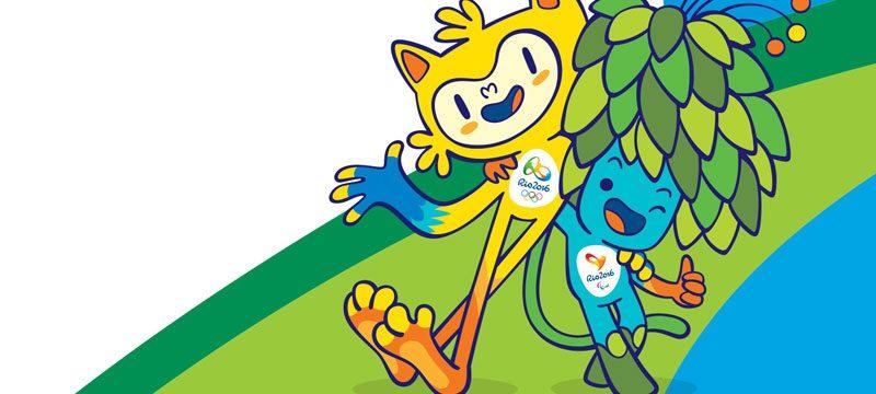 Atletas Rio 2016 Facebook