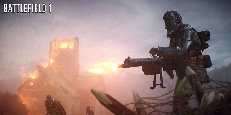 La Beta Abierta de Battlefield 1 en Xbox One, PC y PS4