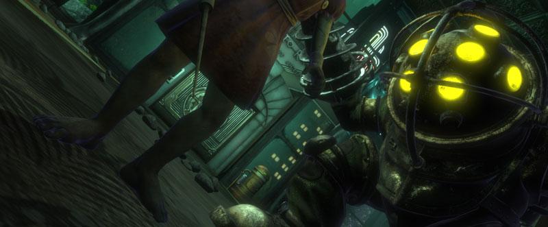 BioShock: Big Daddy en Full HD