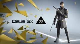 Deus Ex GO ya está disponible en Google Play