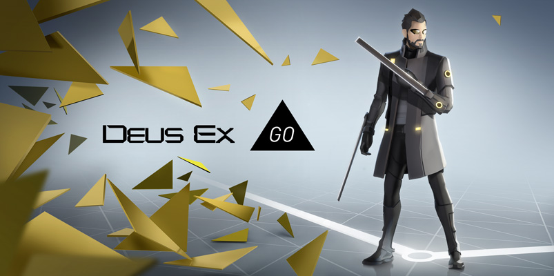 Deus Ex GO ya está disponible en Google Play