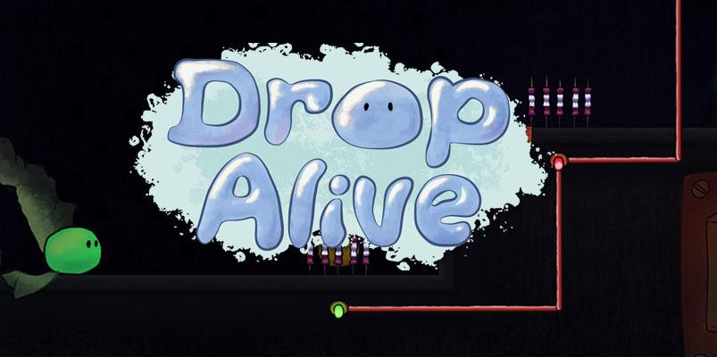Apoya a la creación de Drop Alive, un divertido juego para PC