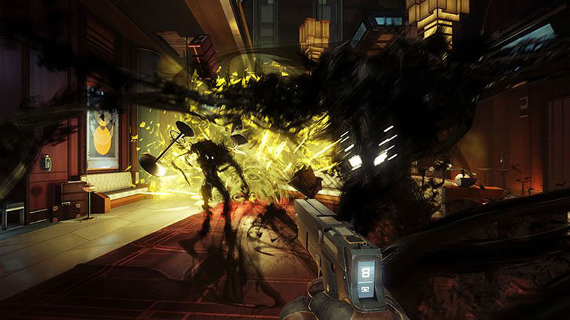 Gameplay de Prey en QuakeCon 2016 tifon