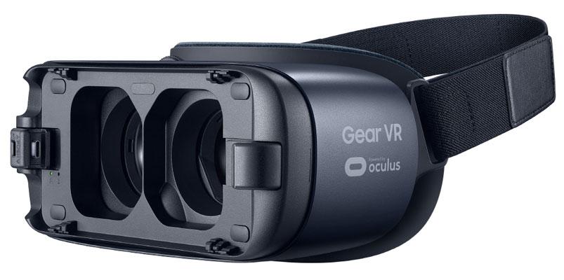 Cuarta generación de Gear VR es para Galaxy Note7