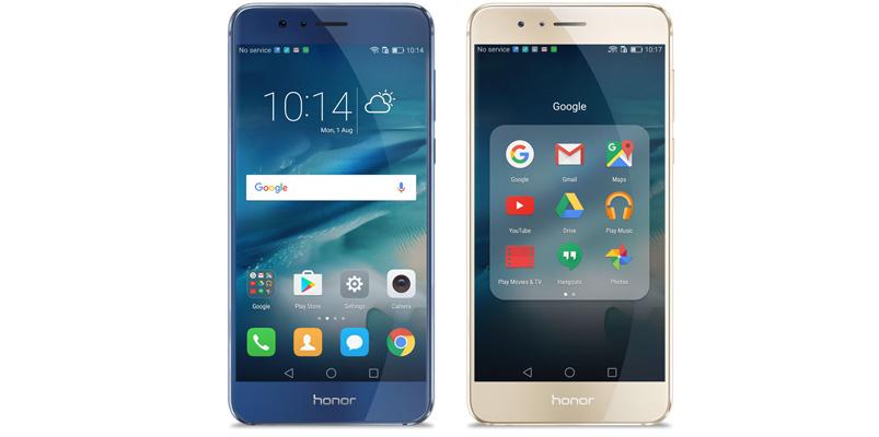 Características de Honor 8, el nuevo flagship de Honor