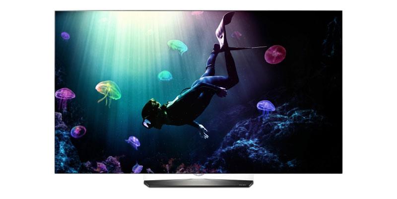 LG OLED TV 2016 Modelo B6