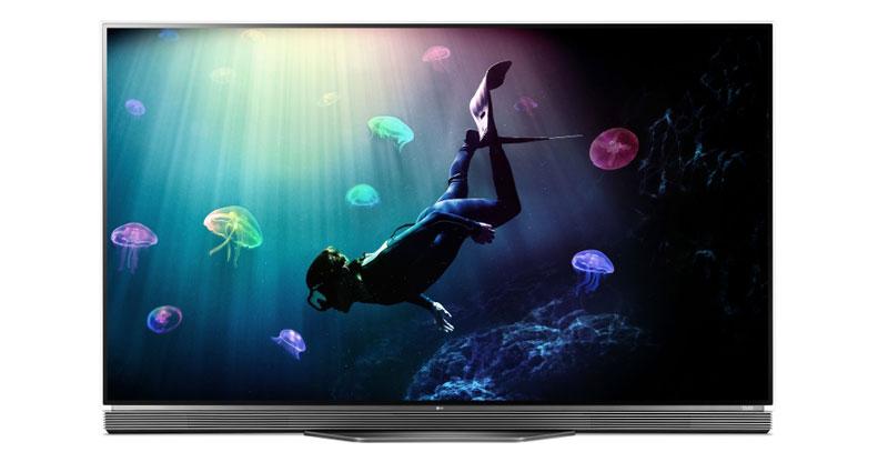 LG OLED TV 2016 Modelo E6
