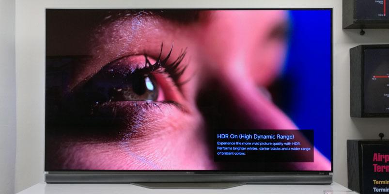 LG presenta en México sus nuevos OLED TV con 4K y HDR Pro