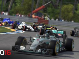 Modo Carrera F1 2016