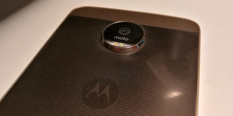 Moto Z con Moto Mods ya está disponible en Best Buy México