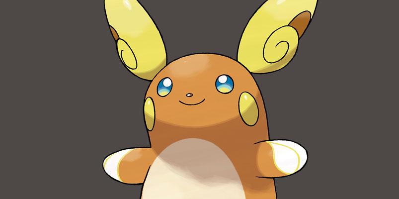 Nuevos Pokémon para de Pokémon Sun y Pokémon Moon