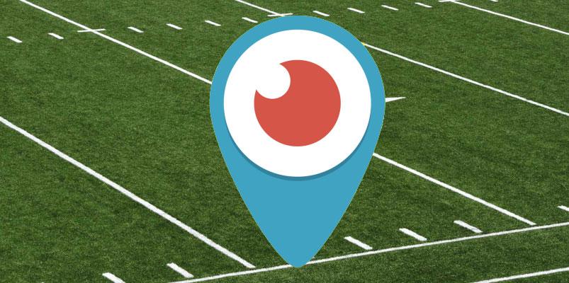 Twitter y Periscope transmitirán en vivo partidos de la NFL