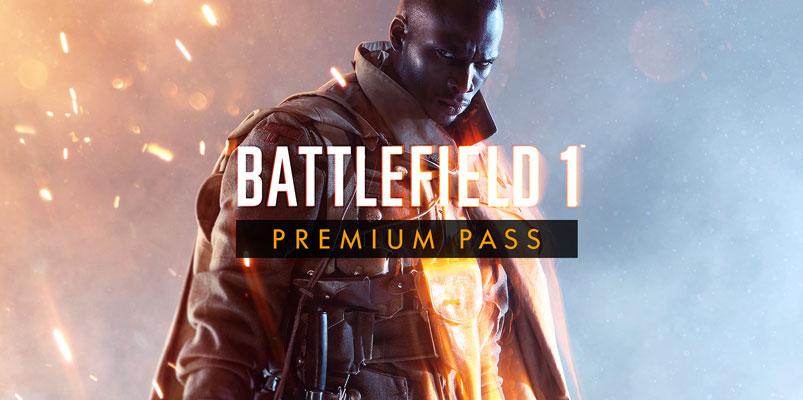 Todo el contenido del Premium Pass de Battlefield 1