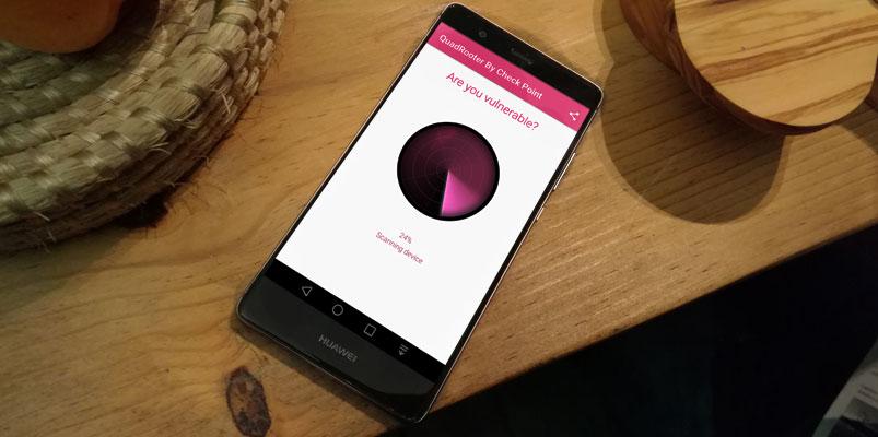Quadrooter afecta a millones de dispositivos con Android