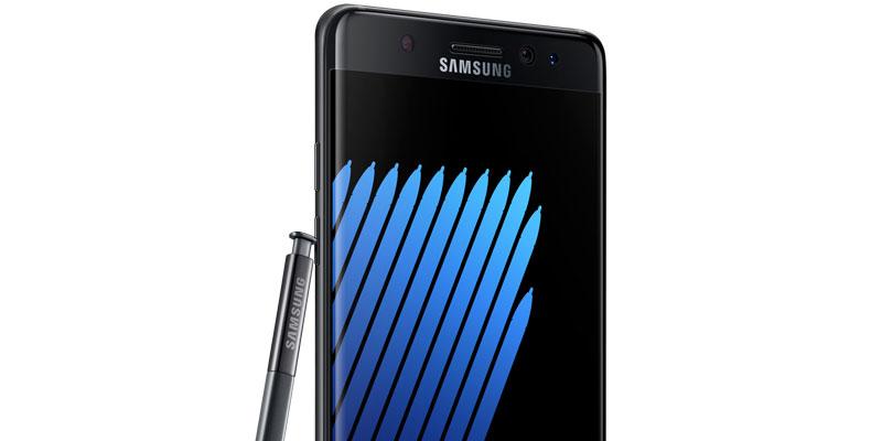 Samsung Galaxy Note7 en Mexico