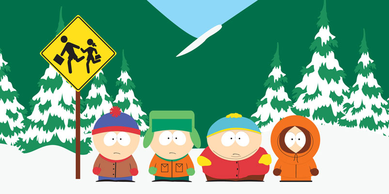 Comedy Central Play te prepara para South Park 20