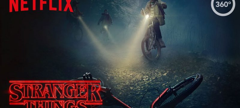 Stranger Things Realidad Virtual