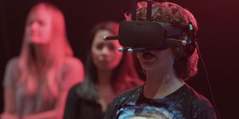 Stranger Thingg VR