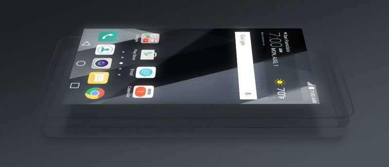 LG V20 con Android Nougat