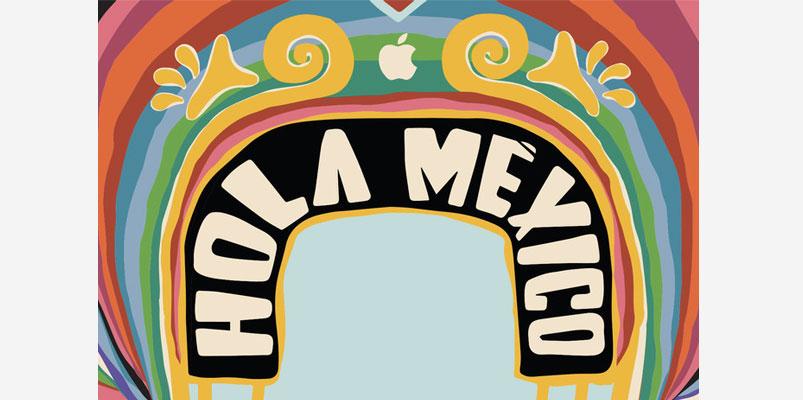 La Apple Store en México está en Centro Comercial Santa Fe