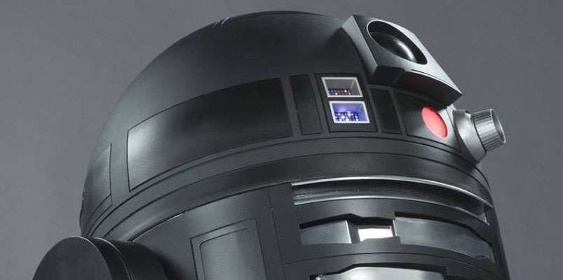 Imagen de un Imperial Droid de Rogue One: A Star Wars Story