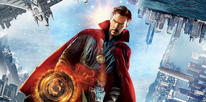 El Payoff Poster de Doctor Strange para México