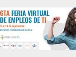 Feria Virtual de Empleos de TI