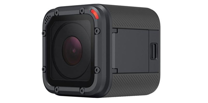 GoPro HERO5 Session, la cámara compacta más avanzada
