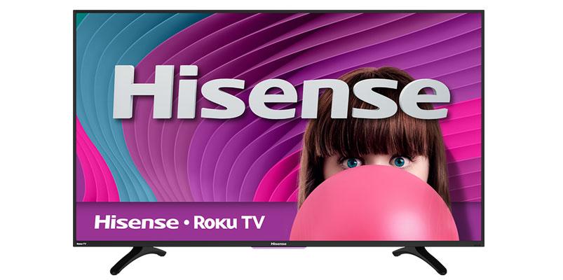 Las Hisense Roku TV serie H4 llegan a México