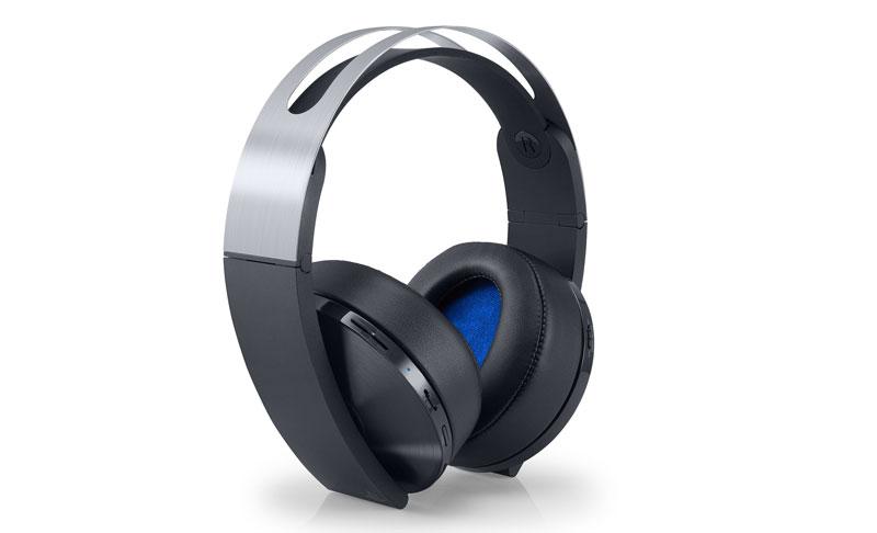 PS Headset Platinum