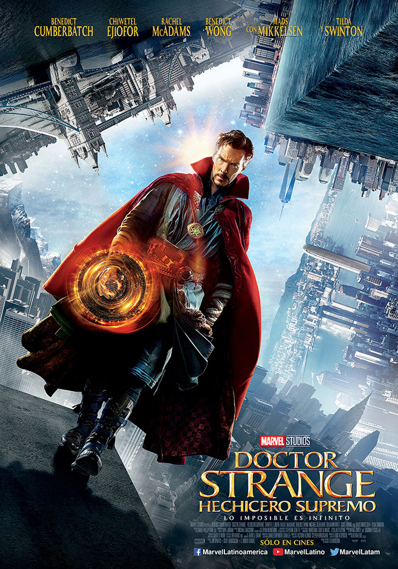Payoff Poster Doctor Strange