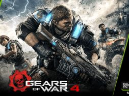 gears of war 4 geforce game ready