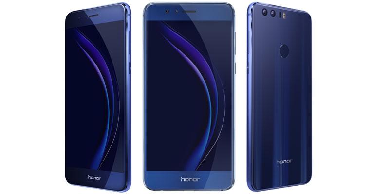 Precio y características de Honor 8 disponible en VMall México