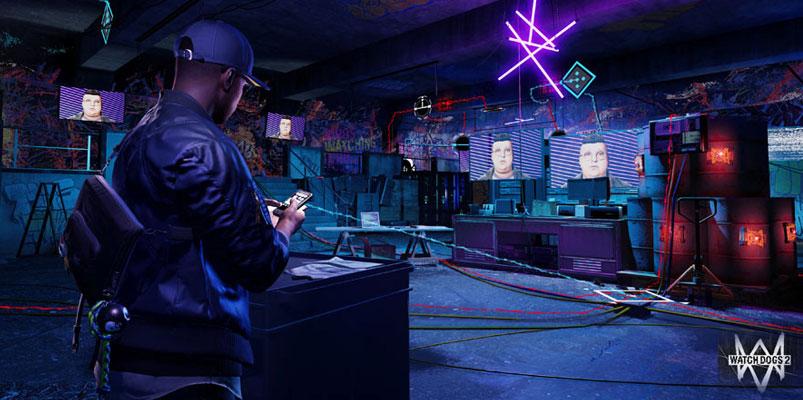 Hudson Mohawke crea el soundtrack de Watch_Dogs 2